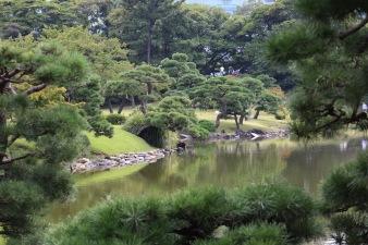 Hama-rikyu Garden (1)