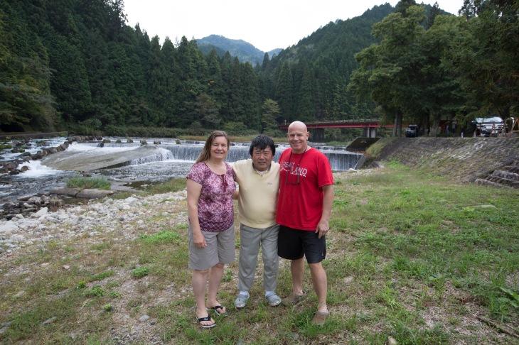 Larry, Tricia & Ito